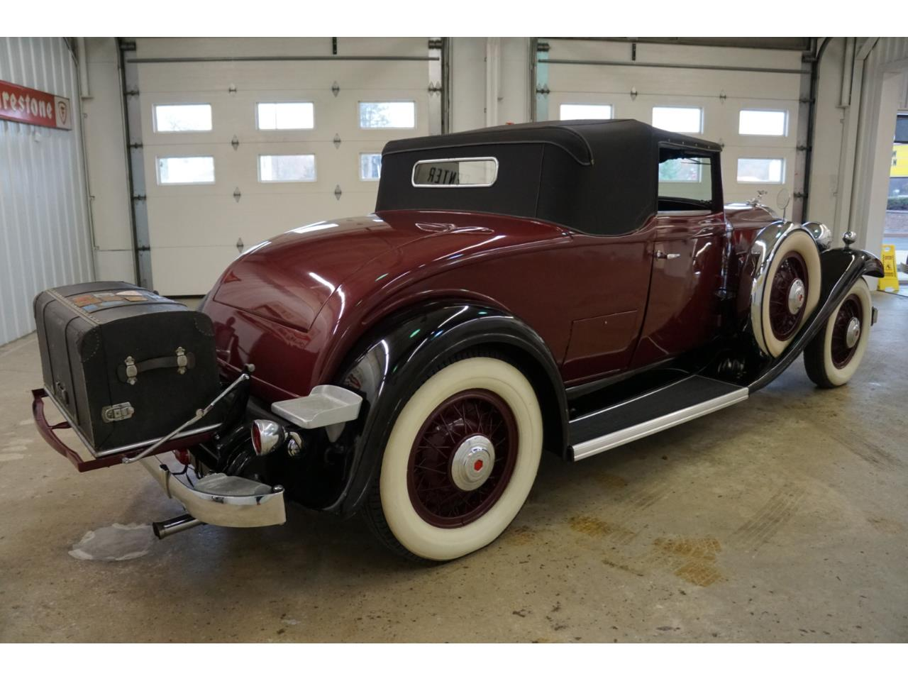 Large Picture of Classic '32 Packard Standard Eight - Q33P