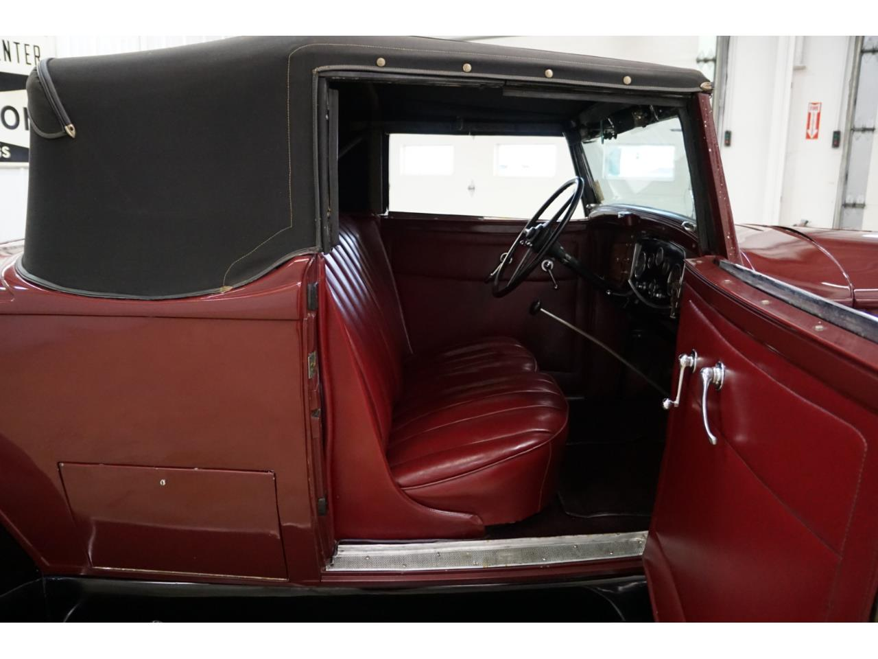 Large Picture of 1932 Packard Standard Eight located in Homer City Pennsylvania - Q33P