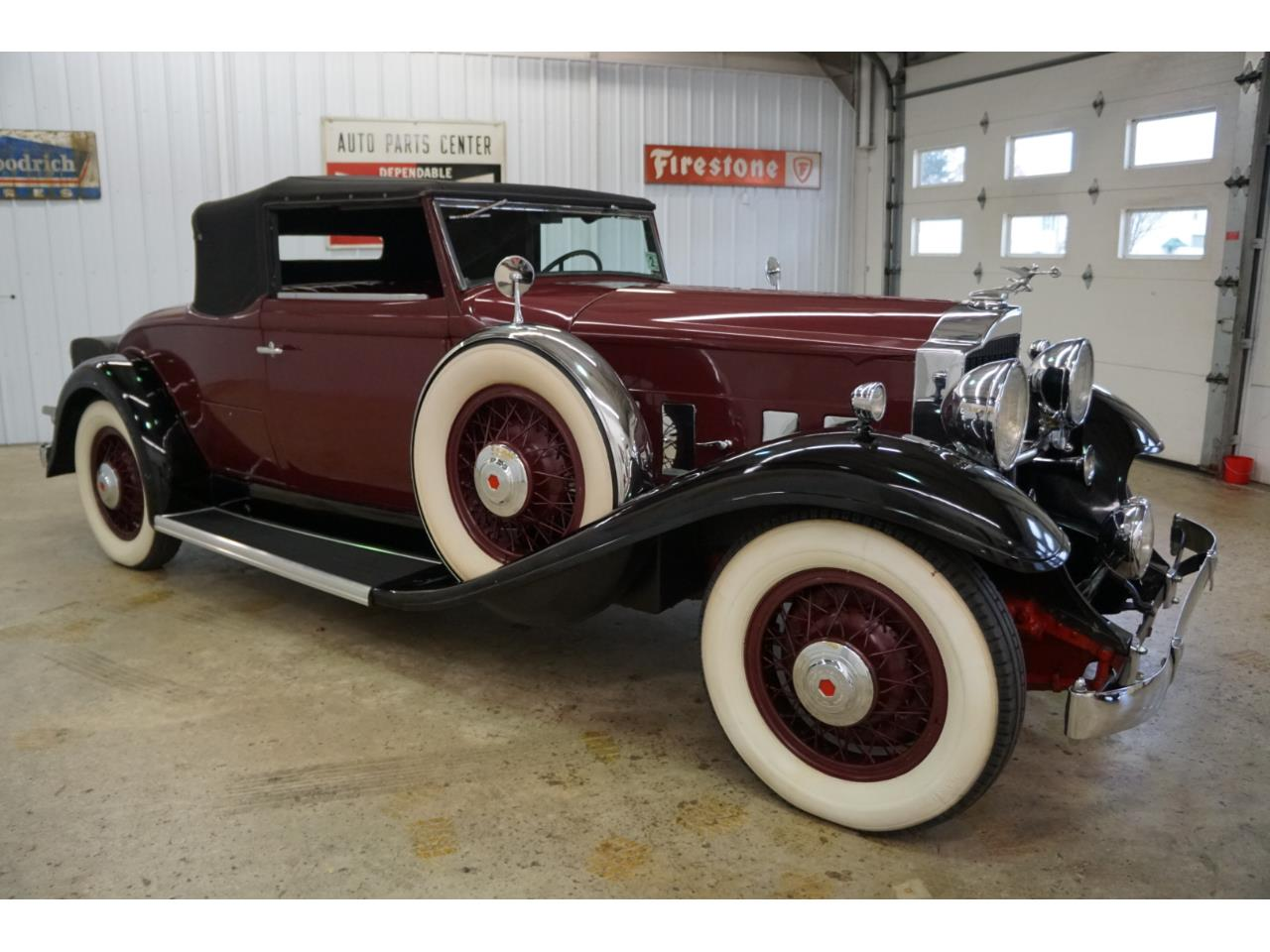 Large Picture of 1932 Packard Standard Eight - $89,900.00 Offered by Hanksters Hot Rods - Q33P