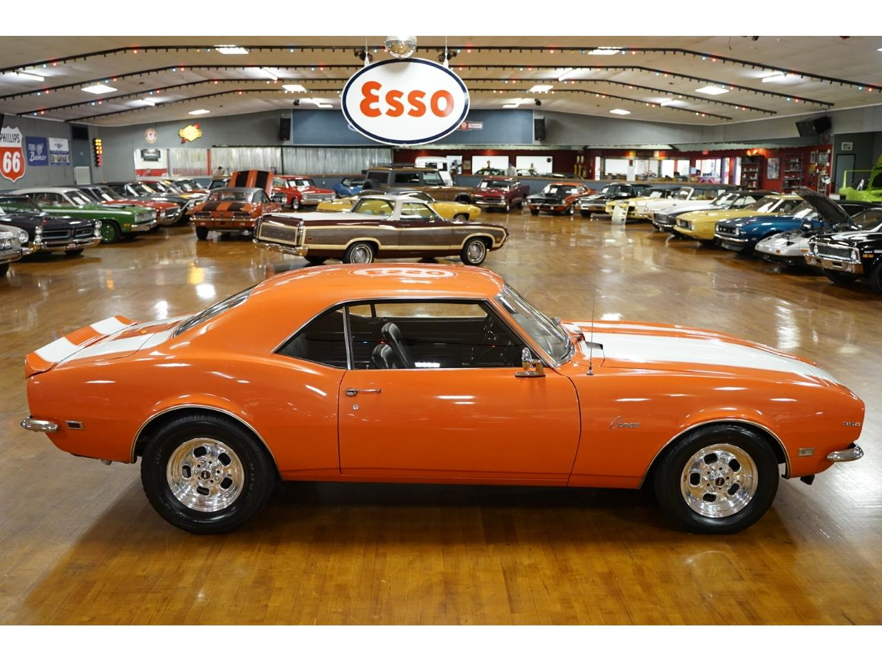 Large Picture of Classic 1968 Camaro located in Pennsylvania Offered by Hanksters Hot Rods - Q33U