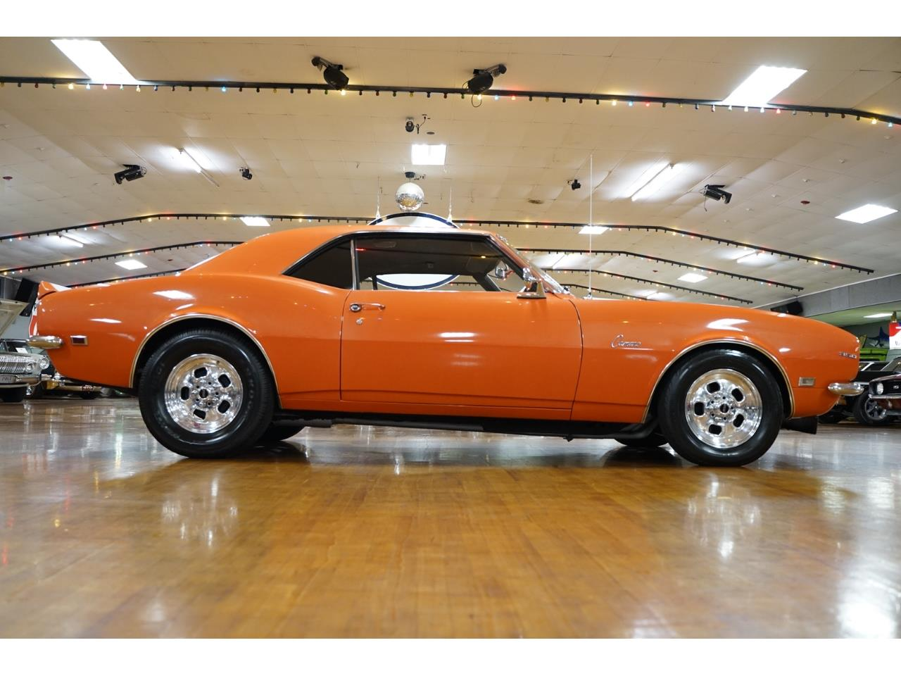 Large Picture of '68 Chevrolet Camaro located in Homer City Pennsylvania Offered by Hanksters Hot Rods - Q33U