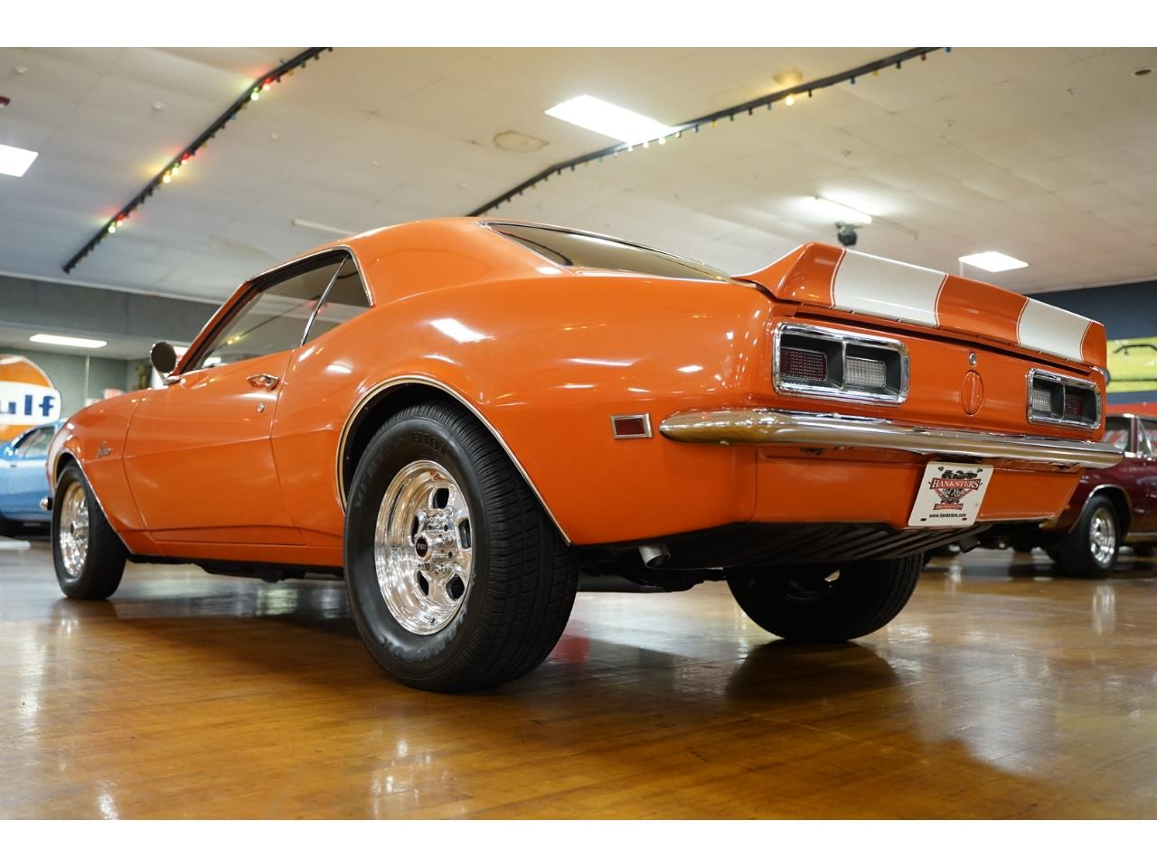 Large Picture of Classic 1968 Chevrolet Camaro Offered by Hanksters Hot Rods - Q33U
