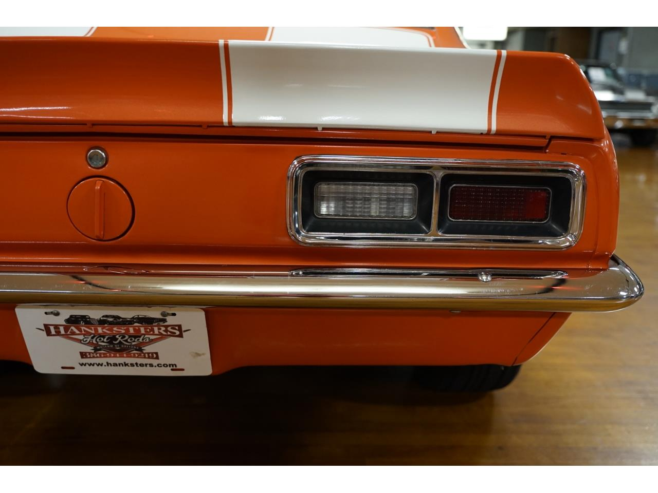 Large Picture of 1968 Camaro located in Homer City Pennsylvania - $39,900.00 Offered by Hanksters Hot Rods - Q33U