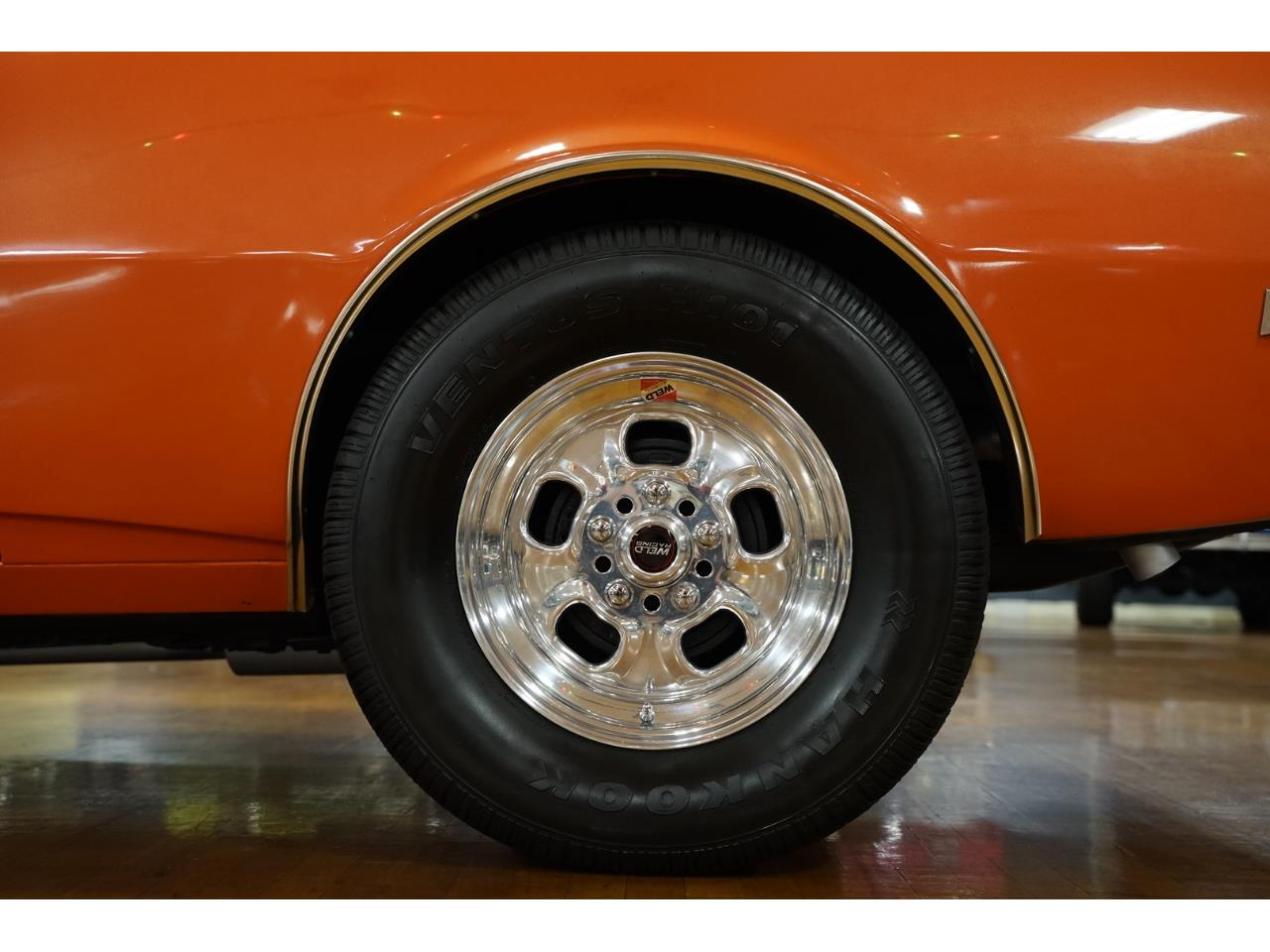 Large Picture of 1968 Chevrolet Camaro Offered by Hanksters Hot Rods - Q33U
