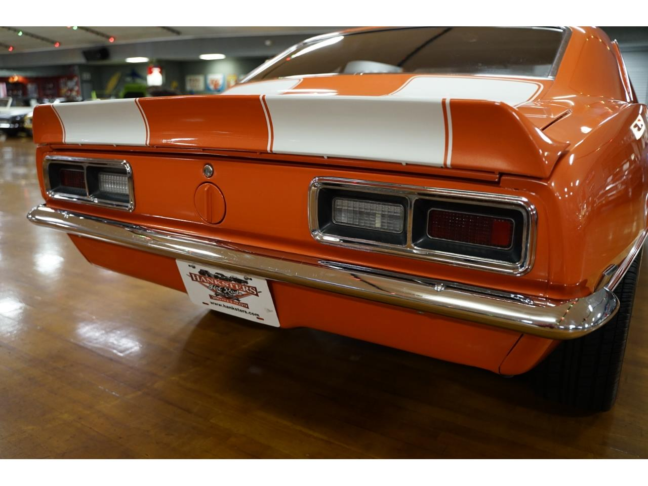 Large Picture of Classic 1968 Chevrolet Camaro located in Pennsylvania Offered by Hanksters Hot Rods - Q33U