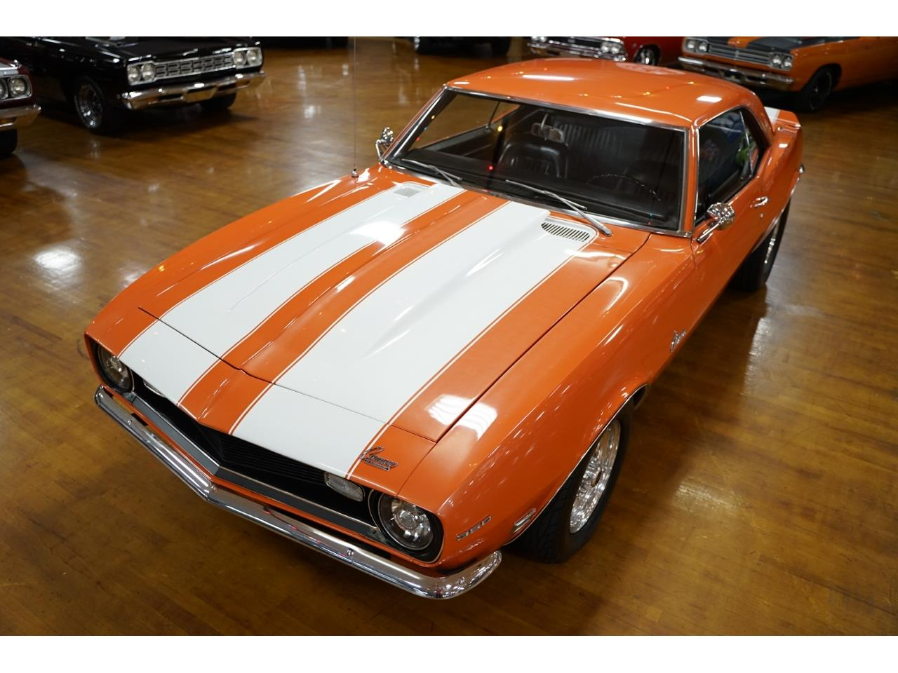 Large Picture of Classic 1968 Camaro - $39,900.00 Offered by Hanksters Hot Rods - Q33U