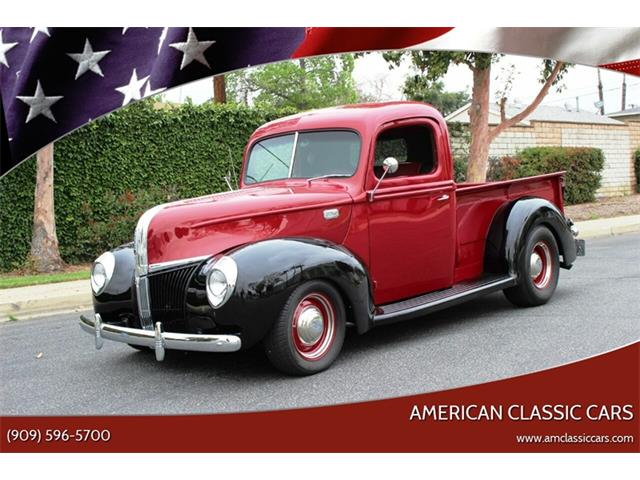 Picture of '40 Pickup - Q33Z