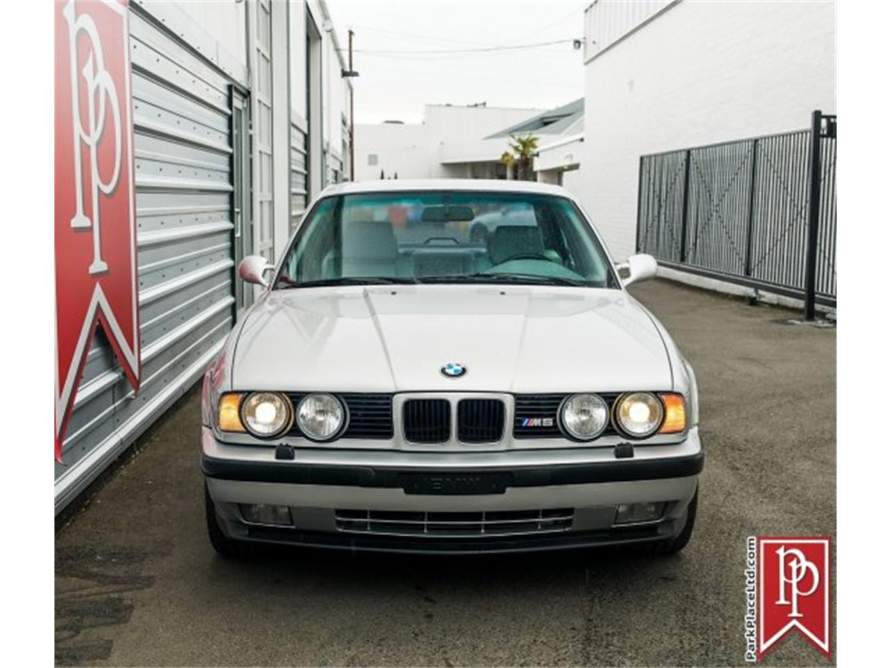 Large Picture of '93 M5 - Q340
