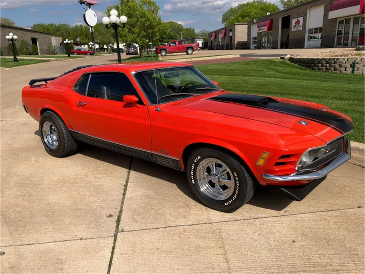 Large Picture of '70 Mustang located in Iowa Offered by Duffy's Classic Cars - Q341
