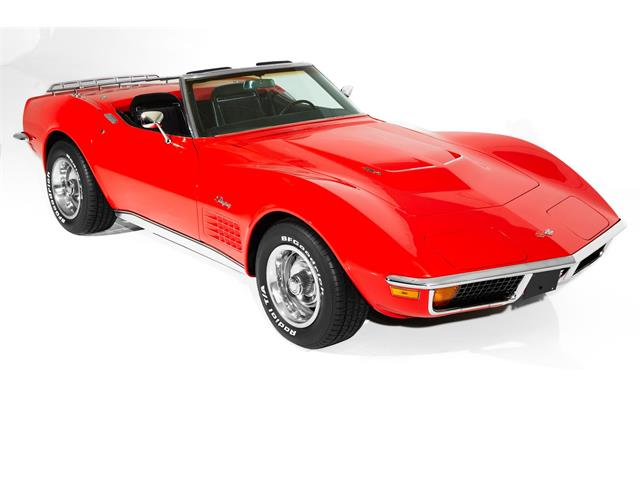 Picture of Classic 1972 Chevrolet Corvette - $44,900.00 Offered by  - Q349
