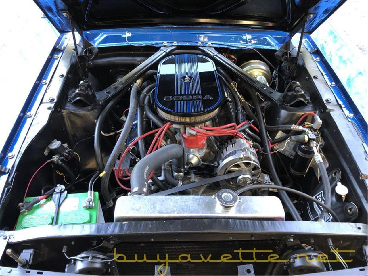 Large Picture of '66 Mustang - Q34C