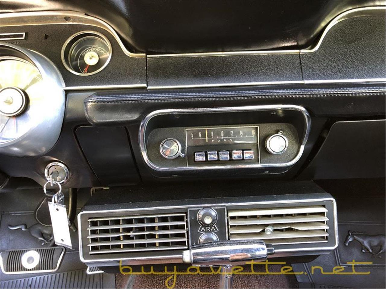 Large Picture of 1967 Ford Mustang Offered by Buyavette - Q34D