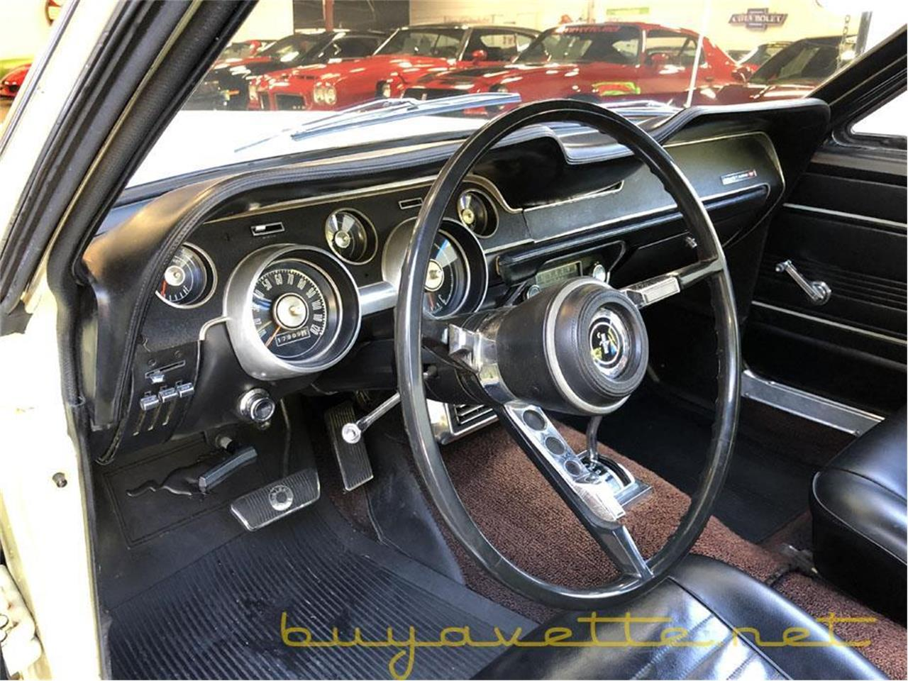 Large Picture of 1967 Mustang located in Georgia - Q34D
