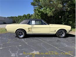 Picture of Classic '67 Mustang located in Atlanta Georgia Offered by Buyavette - Q34D