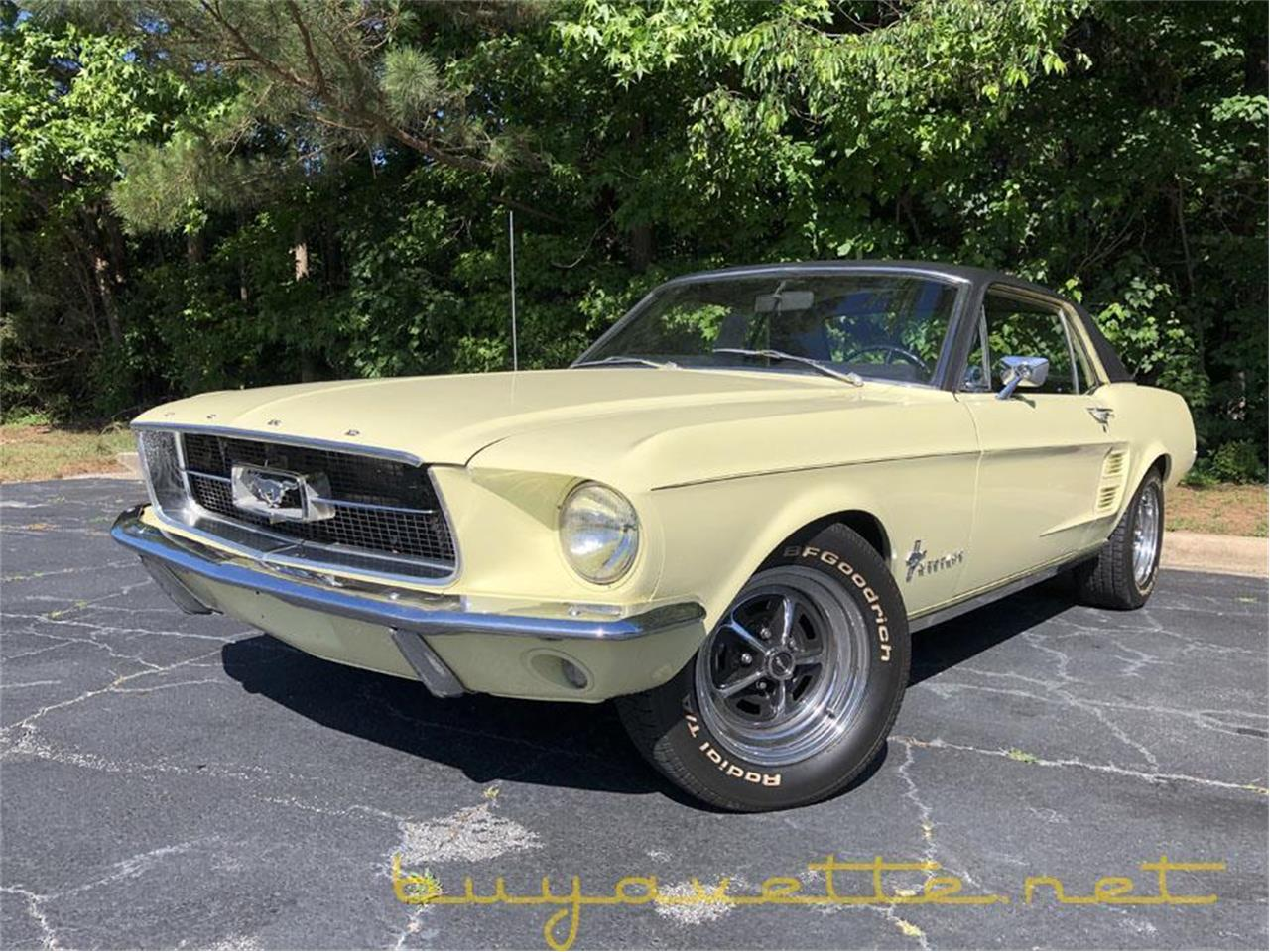 Large Picture of Classic '67 Ford Mustang located in Georgia - Q34D