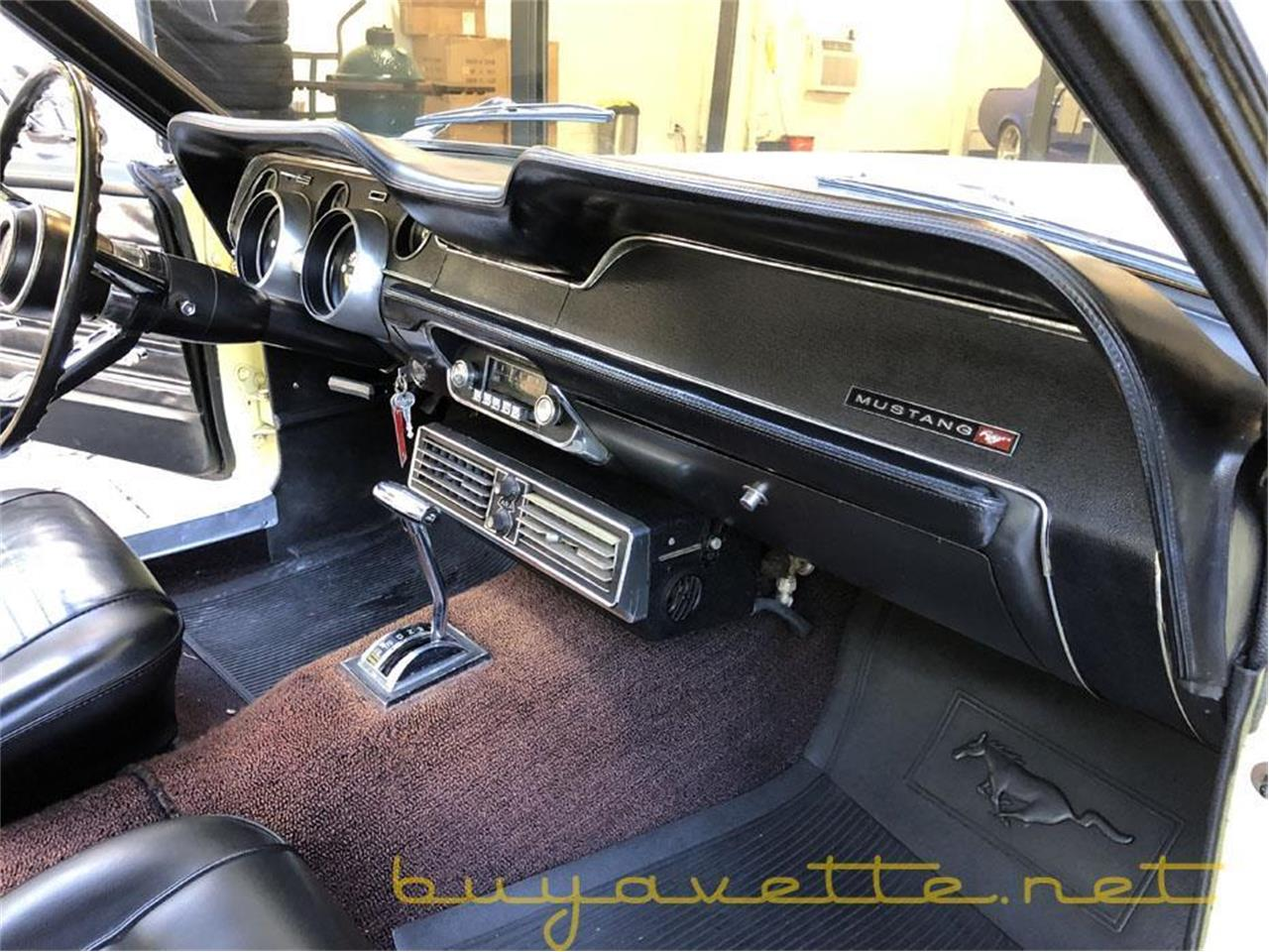 Large Picture of 1967 Ford Mustang located in Atlanta Georgia Offered by Buyavette - Q34D