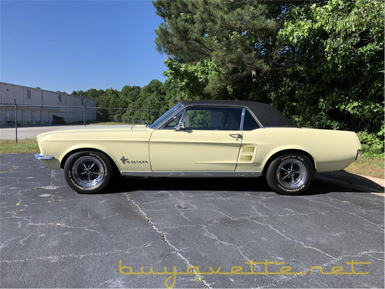 Large Picture of 1967 Ford Mustang located in Atlanta Georgia - $33,999.00 Offered by Buyavette - Q34D