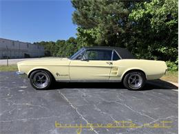 Picture of 1967 Ford Mustang - Q34D