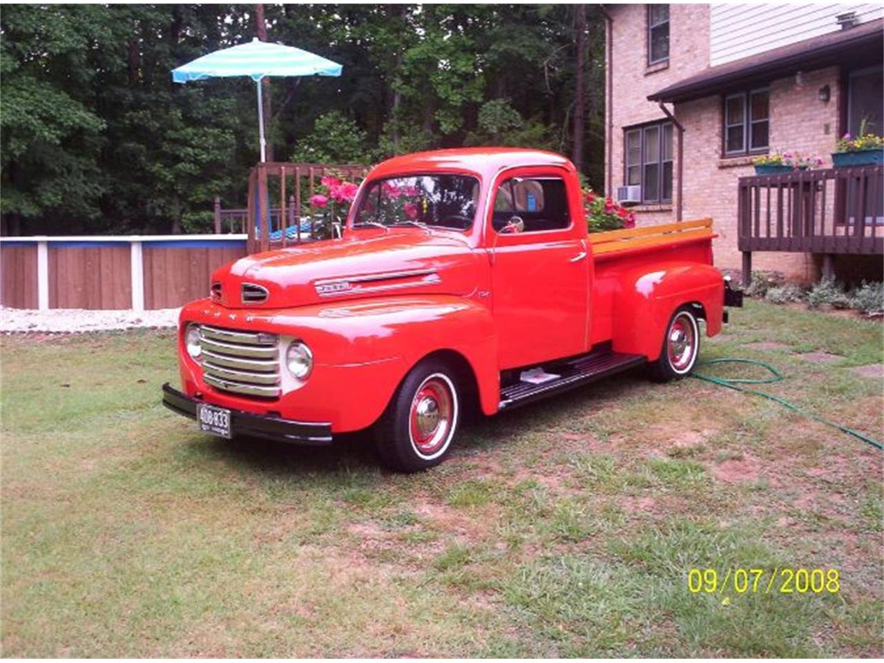 Large Picture of '50 Ford Pickup located in Cadillac Michigan - $40,995.00 Offered by Classic Car Deals - PY6X