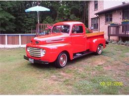 Picture of Classic '50 Ford Pickup located in Michigan - $40,995.00 Offered by Classic Car Deals - PY6X