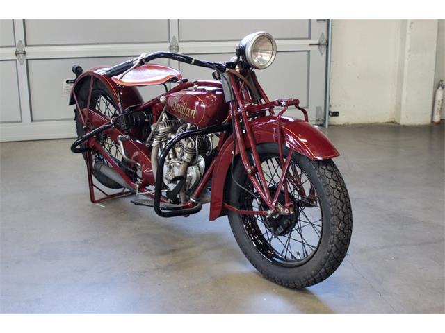 Picture of '29 Motorcycle - Q356