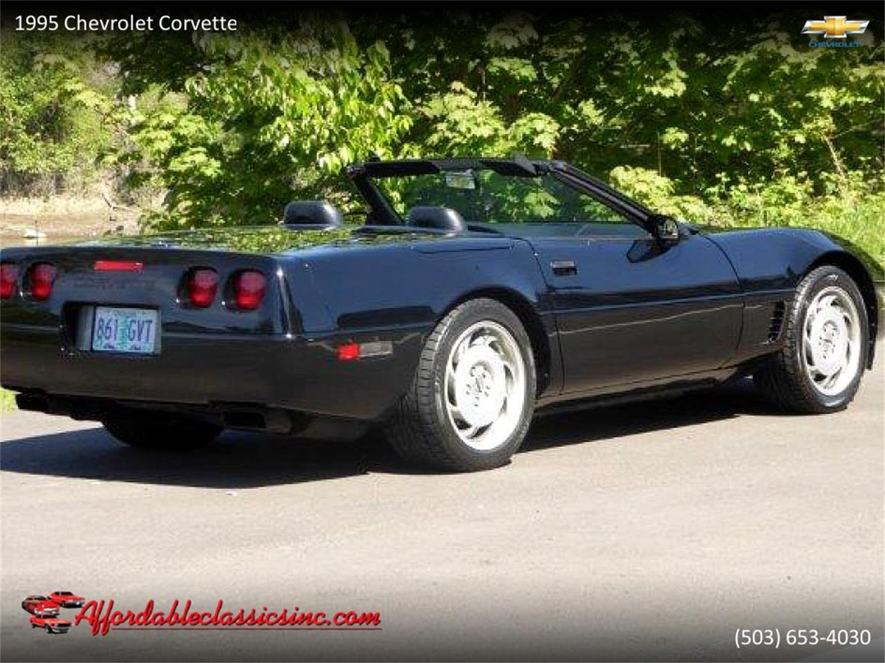Large Picture of '95 Chevrolet Corvette located in Gladstone Oregon - $10,500.00 Offered by Affordable Classics Inc - Q35A