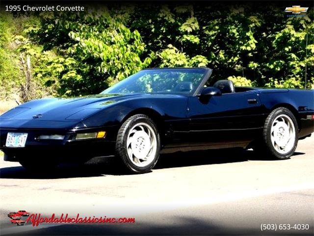 Picture of '95 Chevrolet Corvette Offered by  - Q35A