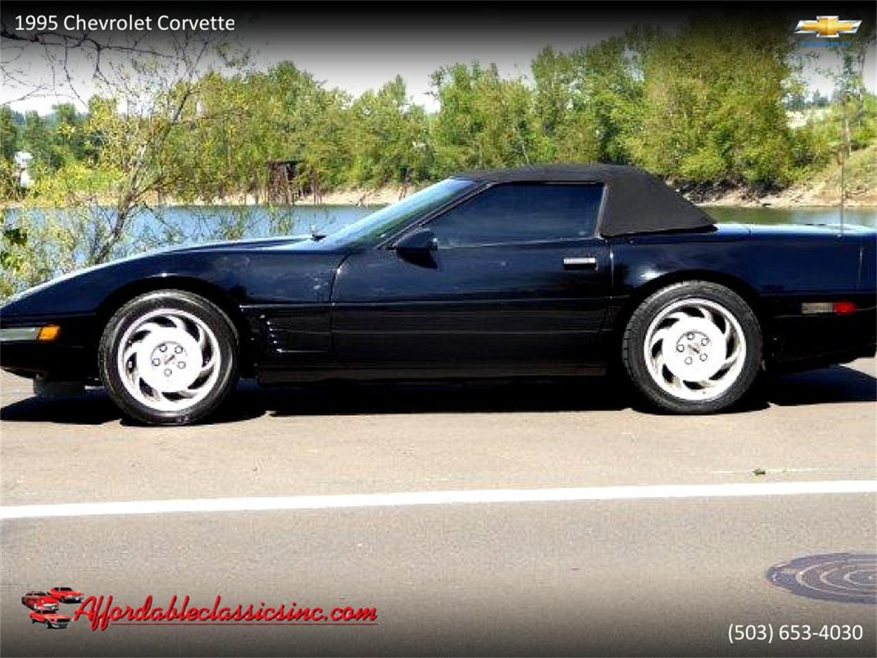 Large Picture of 1995 Corvette located in Oregon Offered by Affordable Classics Inc - Q35A