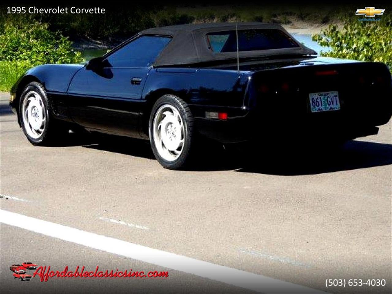 Large Picture of 1995 Chevrolet Corvette - $10,500.00 - Q35A