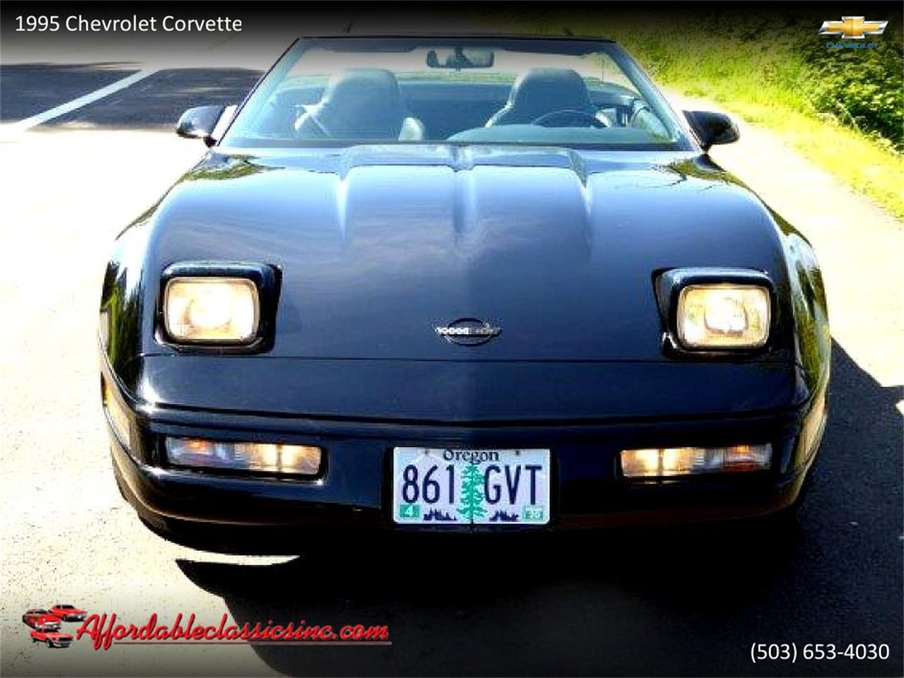 Large Picture of 1995 Chevrolet Corvette Offered by Affordable Classics Inc - Q35A