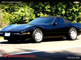 Picture of 1995 Chevrolet Corvette located in Gladstone Oregon Offered by Affordable Classics Inc - Q35A