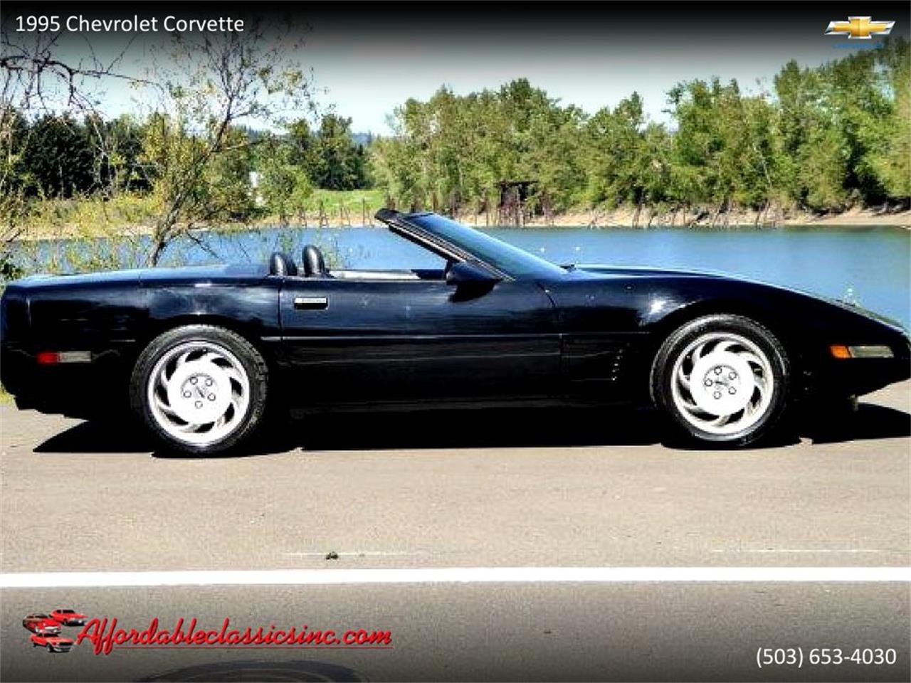 Large Picture of '95 Corvette - $10,500.00 Offered by Affordable Classics Inc - Q35A