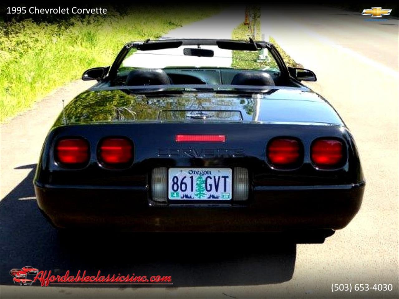 Large Picture of '95 Chevrolet Corvette located in Gladstone Oregon - $10,500.00 - Q35A