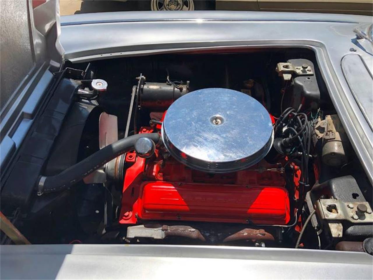 Large Picture of '58 Corvette - Q35K