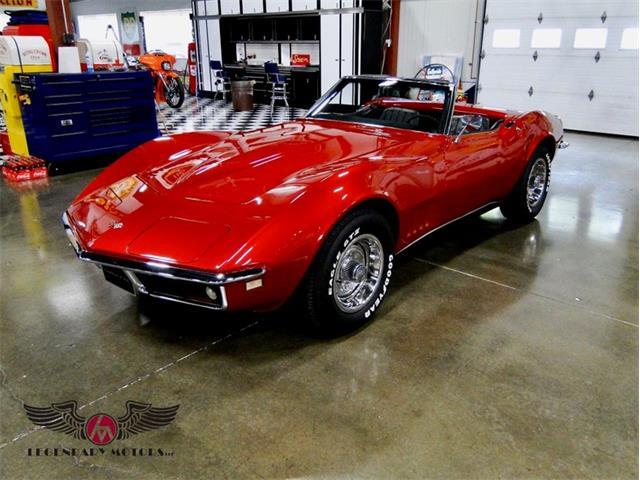 Picture of '68 Corvette - Q35M
