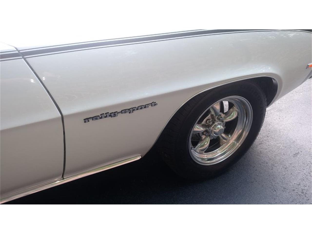 Large Picture of '69 Chevrolet Camaro Offered by Old Town Automobile - Q35N