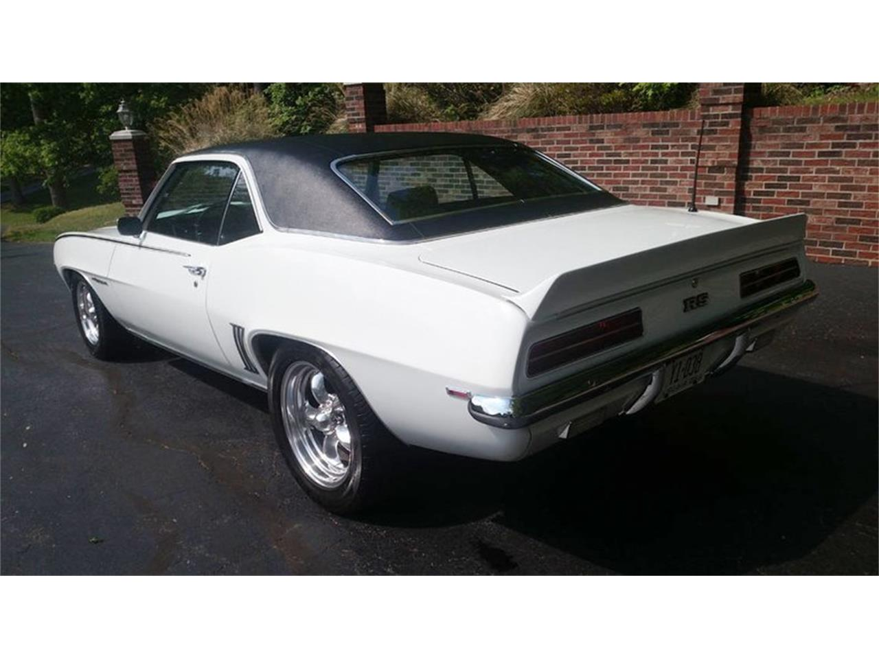 Large Picture of '69 Chevrolet Camaro - $46,500.00 Offered by Old Town Automobile - Q35N