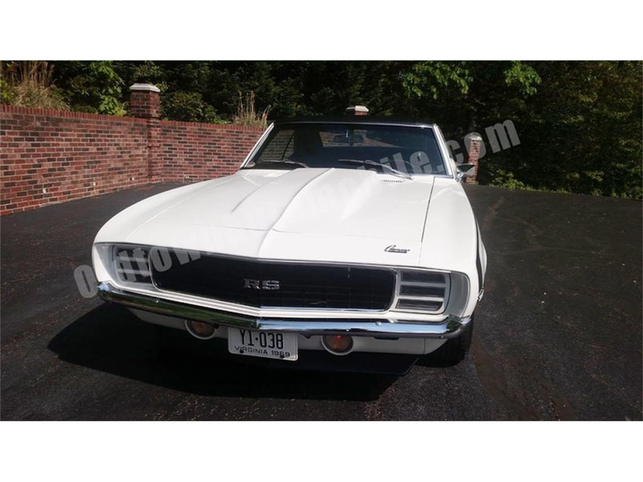 Large Picture of Classic 1969 Chevrolet Camaro located in Maryland - $46,500.00 - Q35N