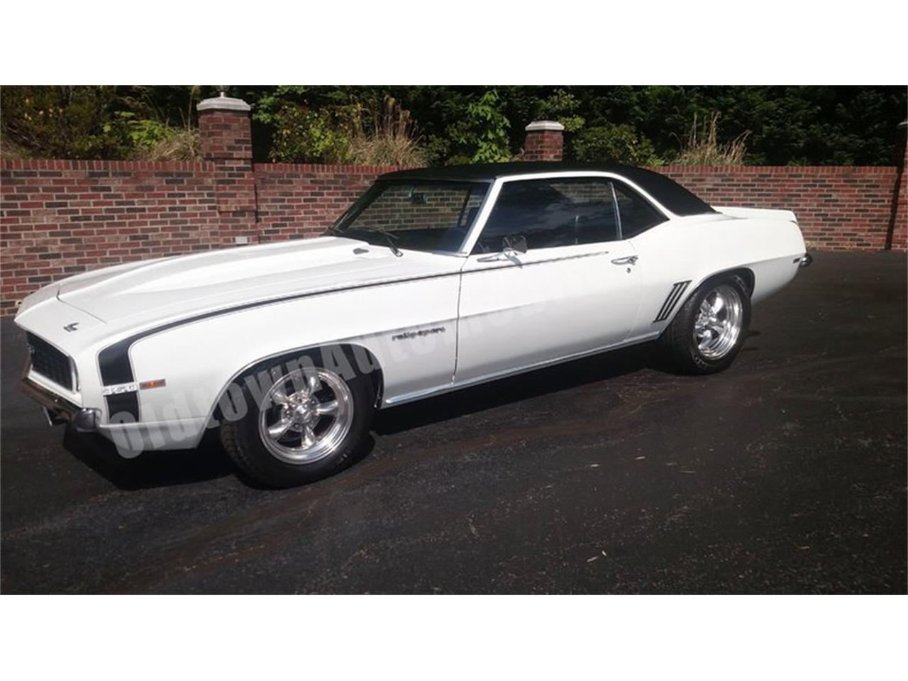 Large Picture of 1969 Camaro Offered by Old Town Automobile - Q35N