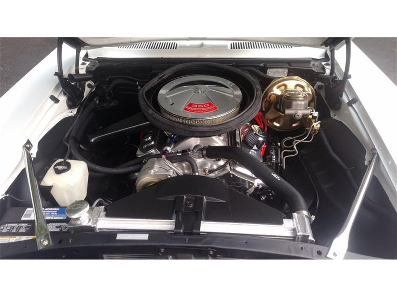Large Picture of Classic 1969 Camaro located in Huntingtown Maryland - $46,500.00 Offered by Old Town Automobile - Q35N