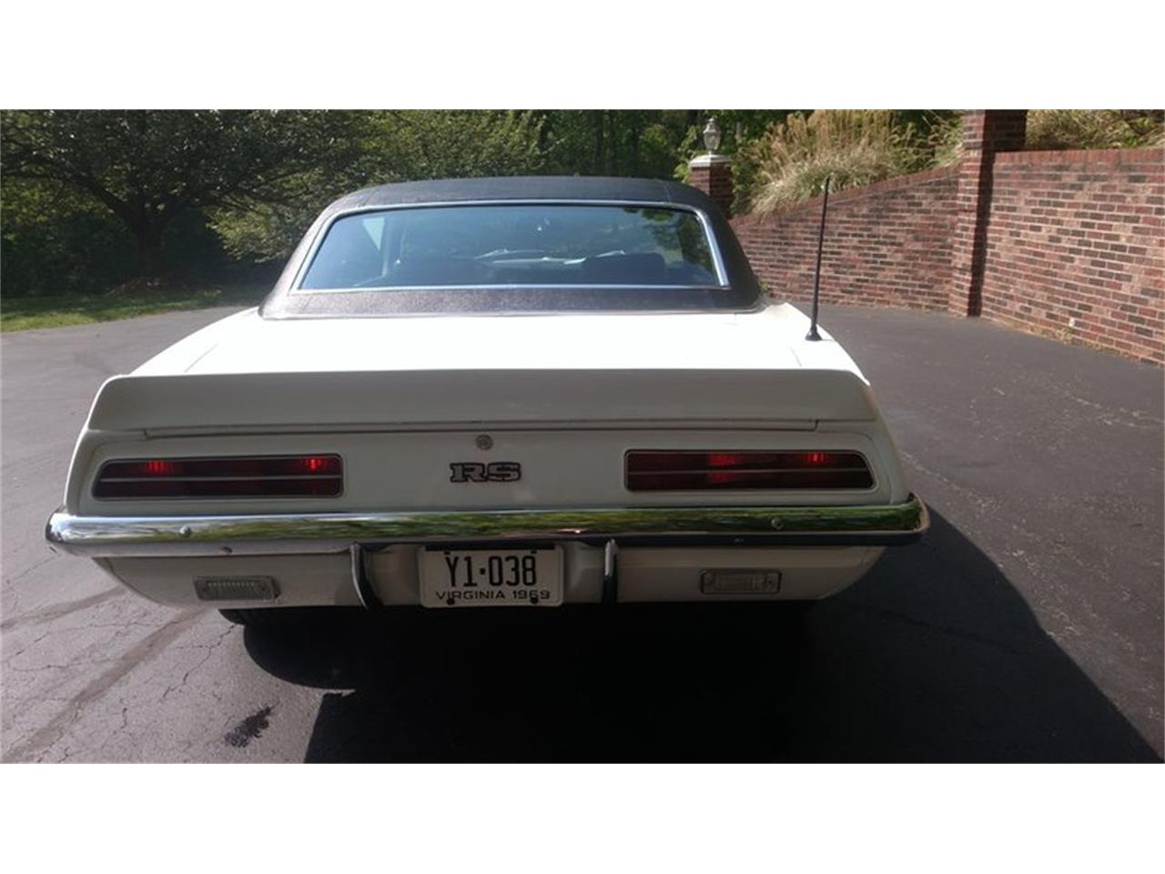 Large Picture of Classic 1969 Chevrolet Camaro Offered by Old Town Automobile - Q35N