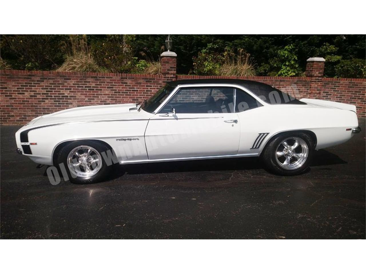 Large Picture of Classic '69 Camaro located in Huntingtown Maryland Offered by Old Town Automobile - Q35N
