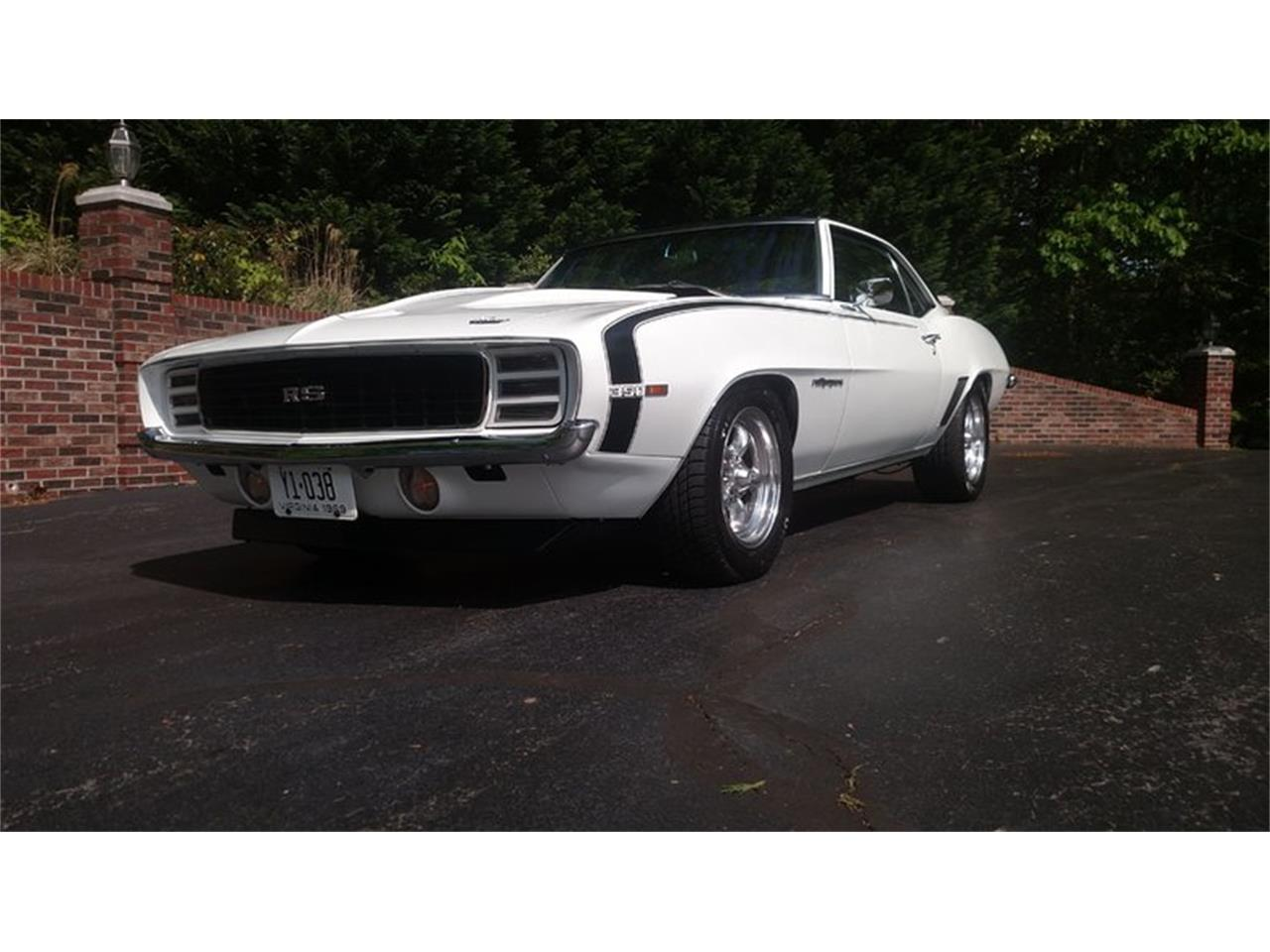 Large Picture of Classic '69 Chevrolet Camaro - $46,500.00 Offered by Old Town Automobile - Q35N