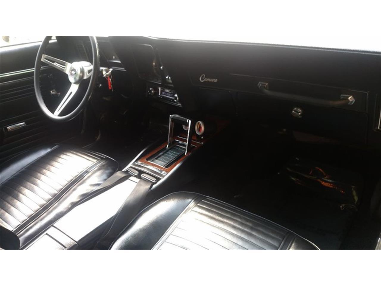 Large Picture of '69 Chevrolet Camaro - Q35N