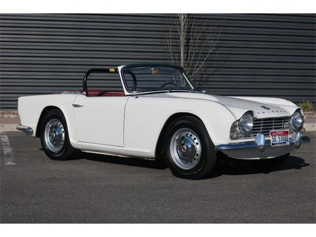 Picture of '63 TR4 - Q35P