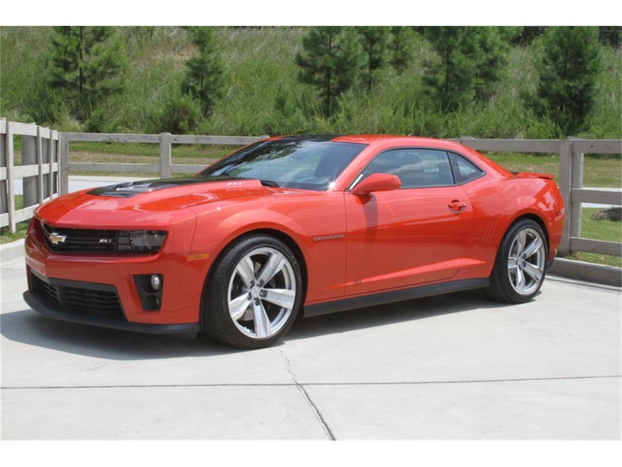 Large Picture of '12 Camaro ZL1 - Q35Z
