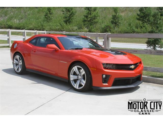 Picture of '12 Camaro ZL1 Offered by  - Q35Z