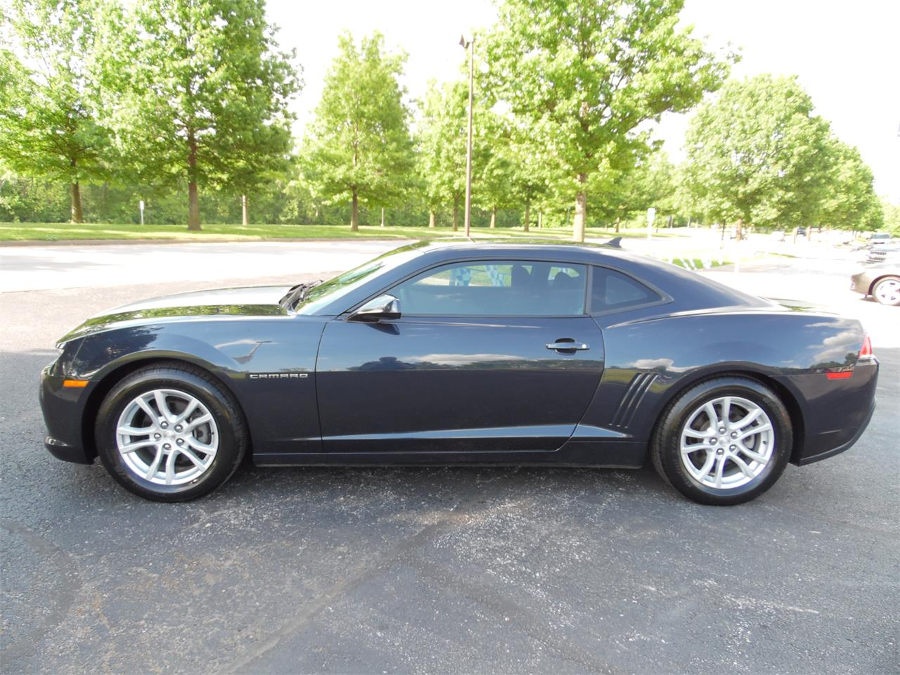 Large Picture of '14 Camaro - Q366