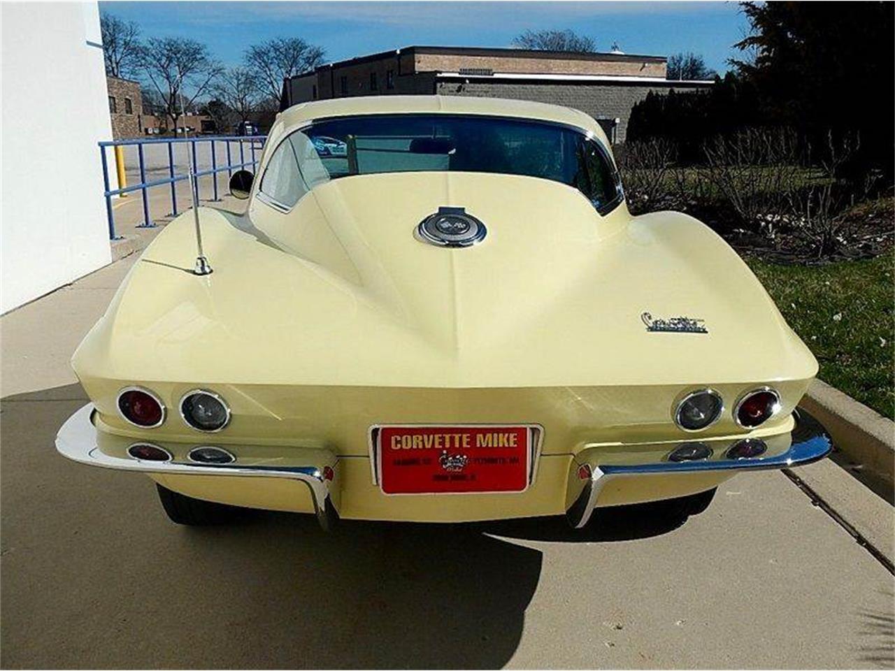Large Picture of '66 Corvette - Q369