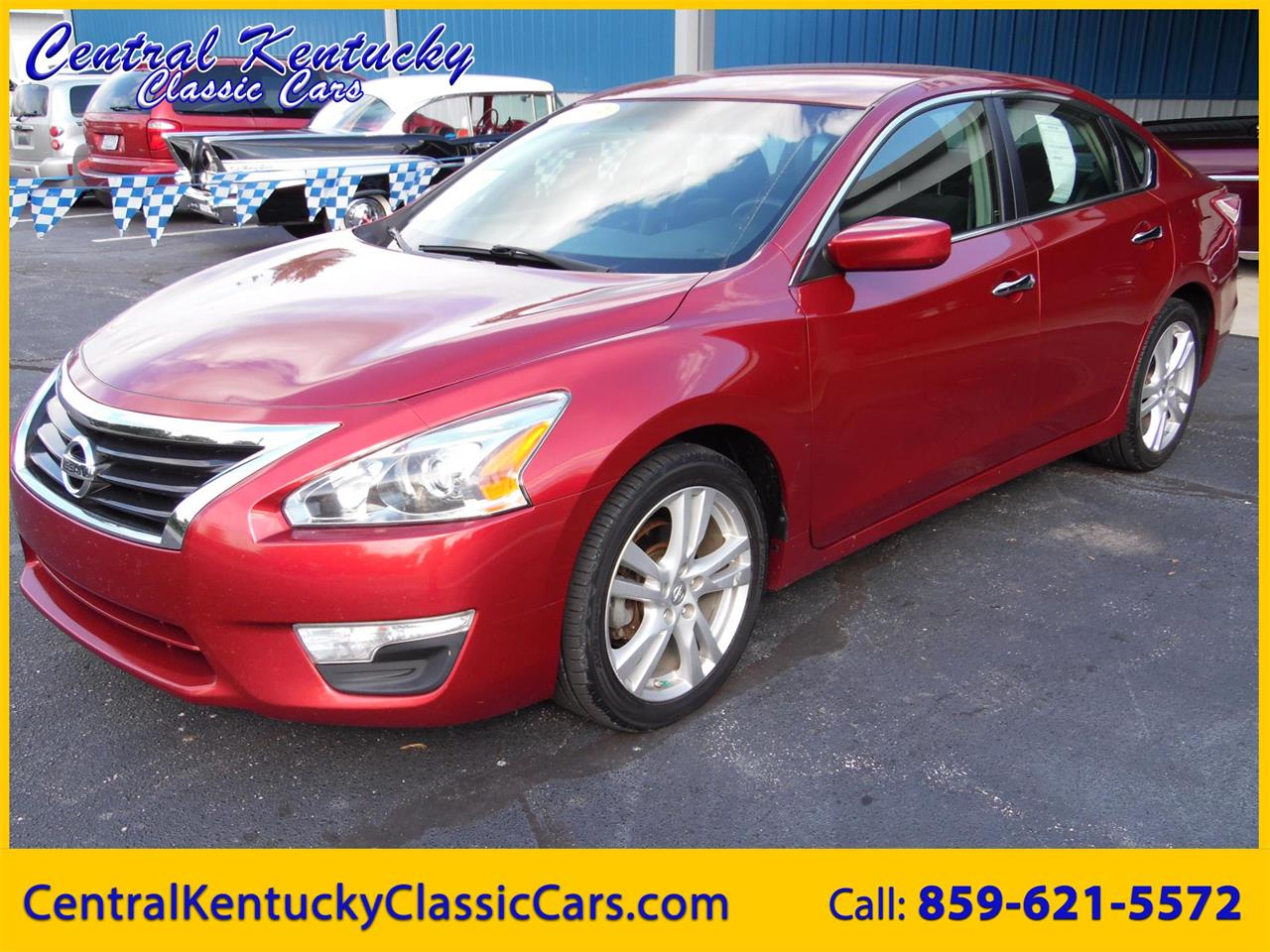 Large Picture of '13 Nissan Altima - $10,760.00 Offered by Central Kentucky Classic Cars LLC  - Q36A